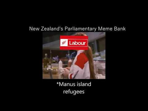 NZ Manus Island Refugees in a nutshell