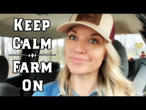 Keeping Calm, Farming