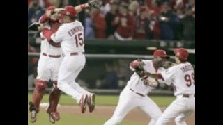 2006 World Series Champions St. Louis Cardinals