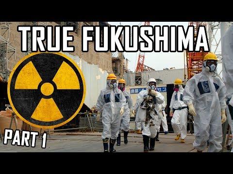 Fukushima weszliśmy do
