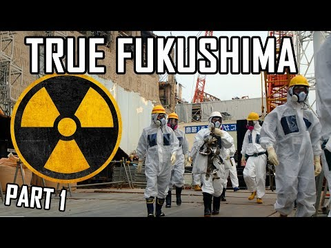 Fukushima weszliśmy do skażonej strefy - Urbex History