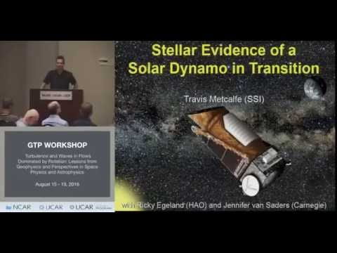 Stellar Evidence of a Solar Dynamo in Transition
