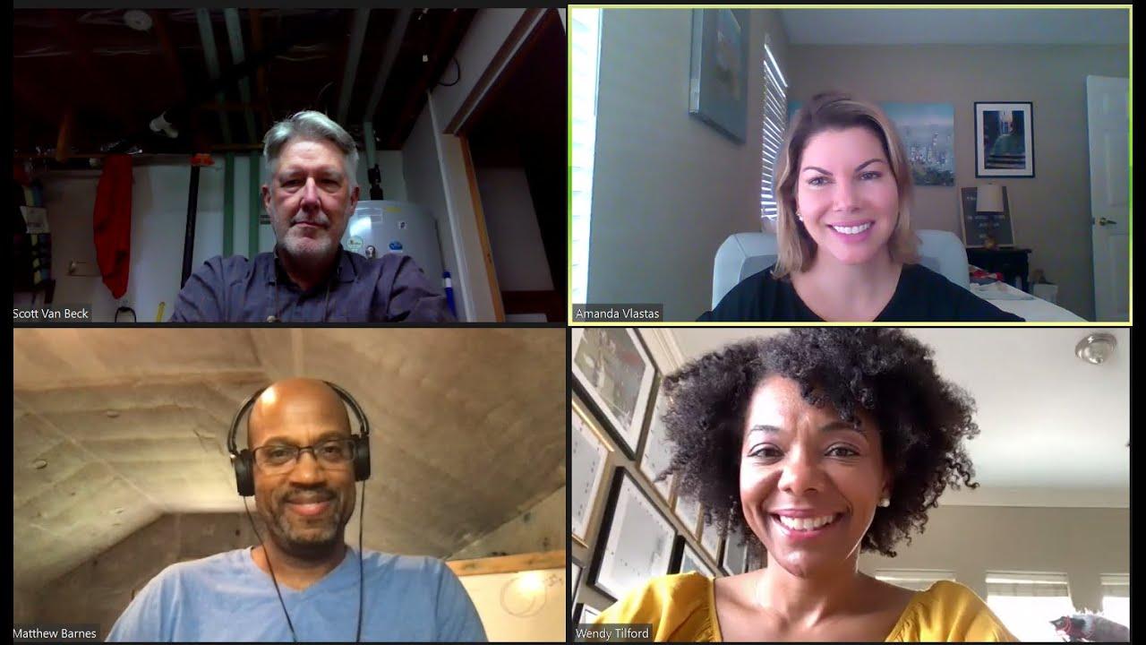 Conversation with Matt Barnes and Scott Van Beck, EdD of The Education Game