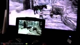 NVIDIA Shield PC Streaming Gaming Demo
