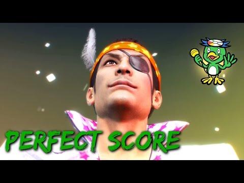 Yakuza 0 - Karaoke - 24-Hour Cinderella Perfect Score