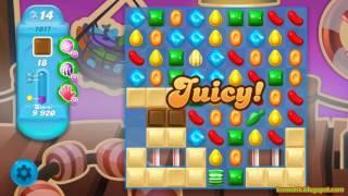 Candy Crush Soda Saga Level 1017 (No boosters)