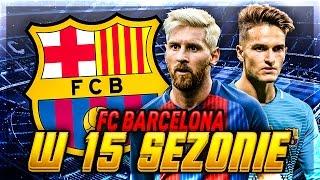FC BARCELONA W 15 SEZONIE
