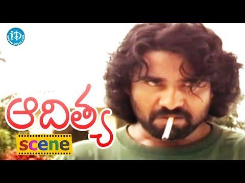 Aditya Movie Scenes - Swetha Mocking Raja || Jagadish || Shilpa || Swapna