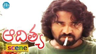 Aditya Movie Scenes - Swetha Mocking Raja    Jagadish    Shilpa    Swapna