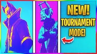 *NEW* TOURNAMENT MODE CONFIRMED! COMING TOMORROW IN v6.1 | Fortnite Season 6 News