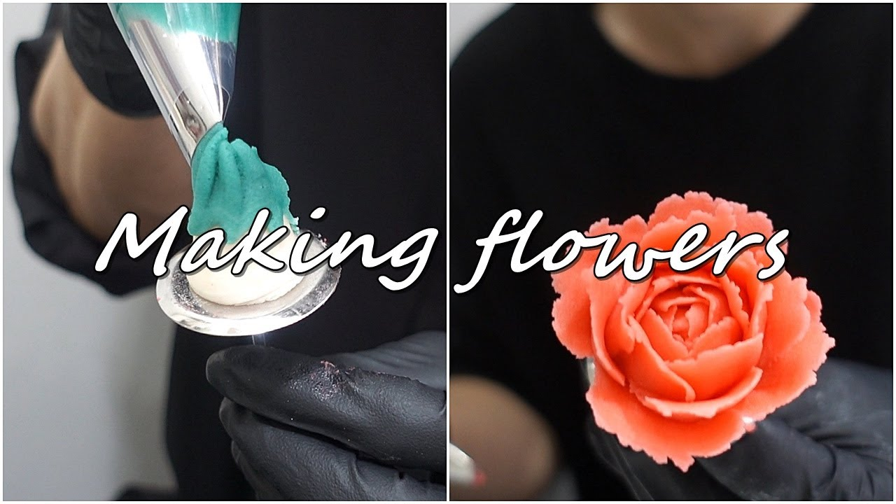 꽃 만드는거 보고 가실래예?