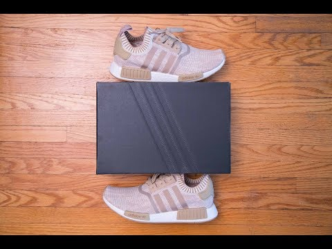 Are NMDs dying? || Adidas NMD R1 PK 'Primeknit' Linen Khaki Review and On Feet