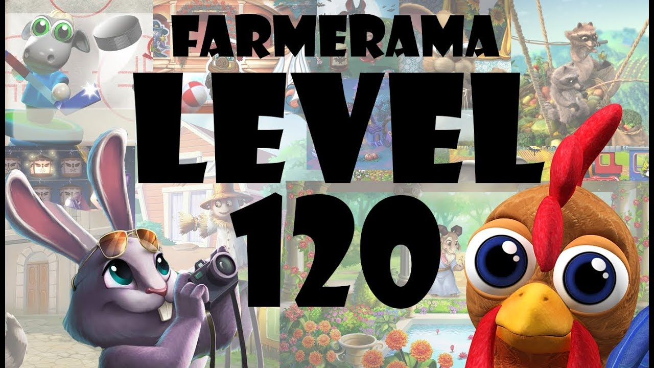 Farmerama Level