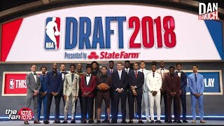 Dan Dakich On Who The Pacers Will Draft