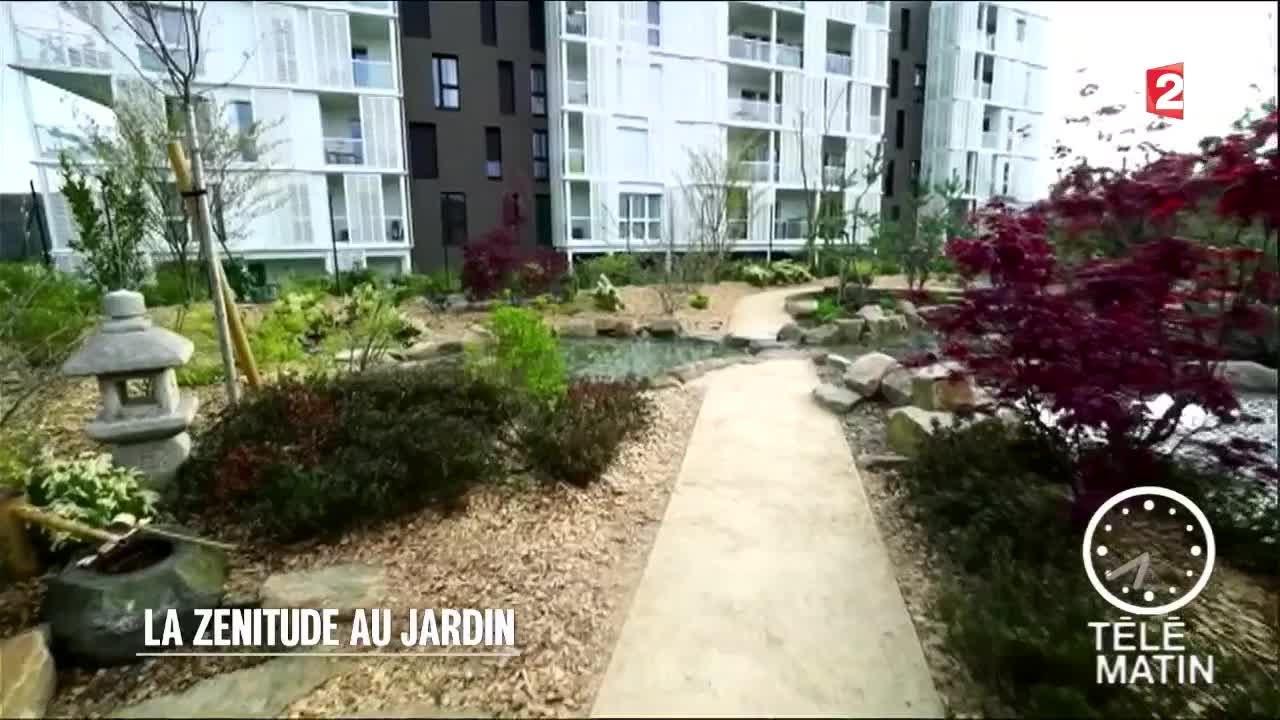 Jardin ouverture d un jardin japonais le zen en france for Jardin japonais hasselt 2016