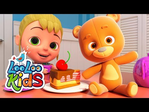 Teddy Bear - THE BEST Songs for Children | LooLoo Kids