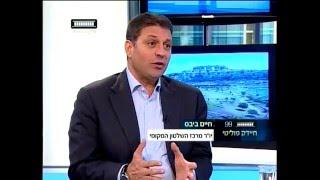 ערוץ הכנסת - חיידק פוליטי עם חיים ביבס, 12.1.16