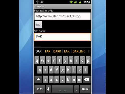 Download AM/FM Radio Shows To Android Phones & Tablets