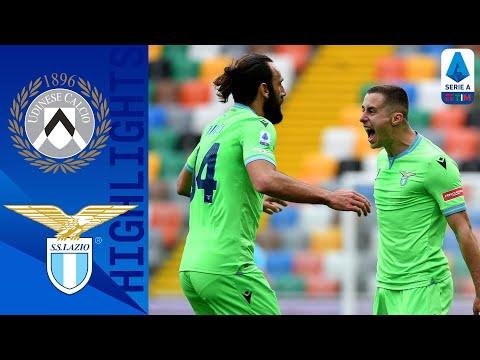 Udinese 0-1 Lazio | Tre punti fondamentali per i biancocelesti! | Serie A TIM