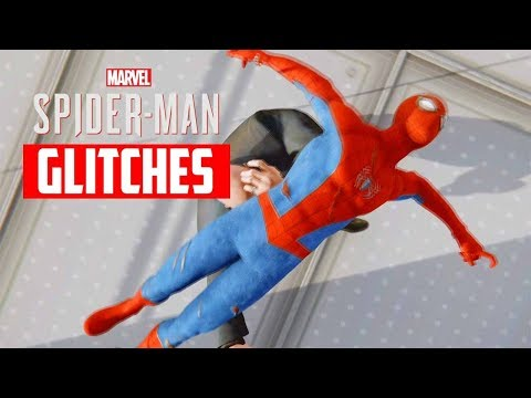Marvel's Spider Man PS4 - Funny Glitches & Bugs Compilation