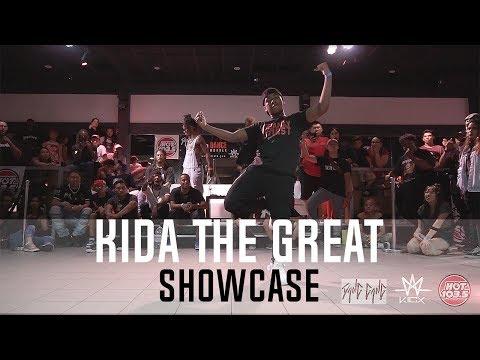 Kida The Great  (Showcase) HOT 3 Dance Battle