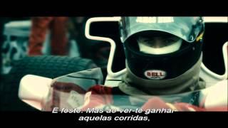Rush - Duelo de Rivais Trailer (Legendado Pt)