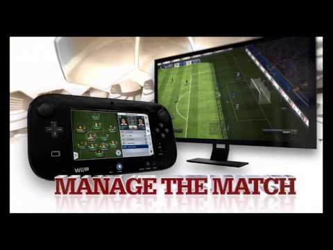 FIFA Soccer 13 Official Trailer - Nintendo Wii U