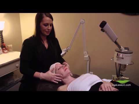 AgeLess Services: HydraFacial Testimonial