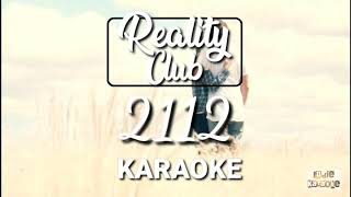 Reality Club - 2112 (Karaoke, Lyric Video, Instrument Cover)