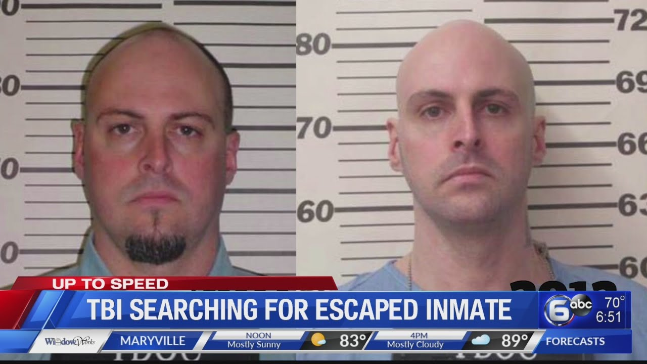 TBI issues state-wide Blue Alert for West TN prison escapee