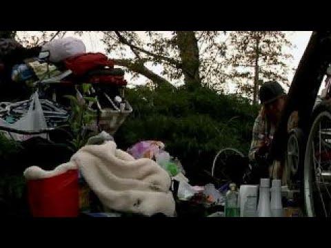 Colorado facing surge in homeless population