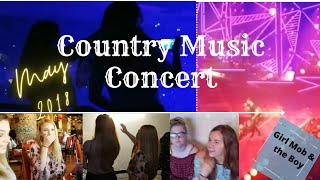 May 18, 2018 Country Music Concert