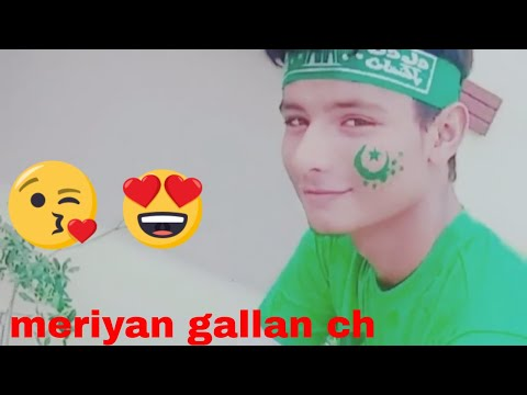 Meriyan gallan ch tera zikar punjabi sad song  - Youtube -