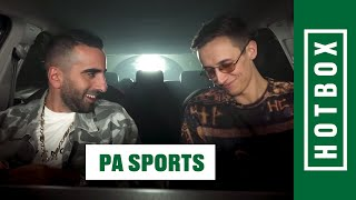 Hotbox mit PA Sports und Marvin Game | HOTBOX