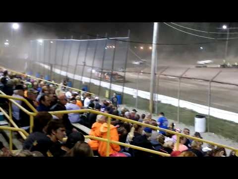 Create late model feature race at Genesee Speedway on 7/30/16