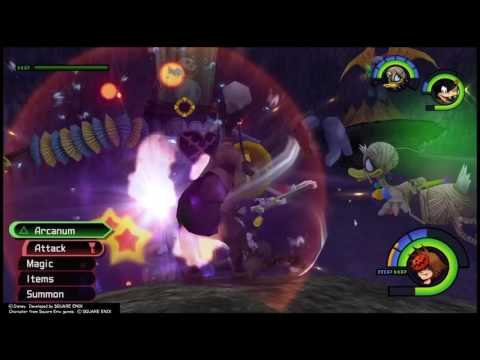 KINGDOM HEARTS - HD 1.5 ReMix Getting Blazing Stones Easy