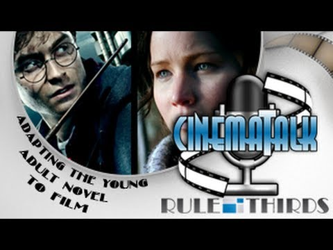 CinemaTalk - Young Adult Novel Adaptations