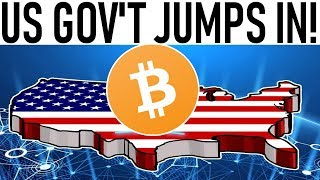 FINALLY! US GOV'T & BANKS JUMP IN!  MEGA BULLISH ALTCOIN TO WATCH!  STEEMIT TRIES TO STOP JUSTIN SUN