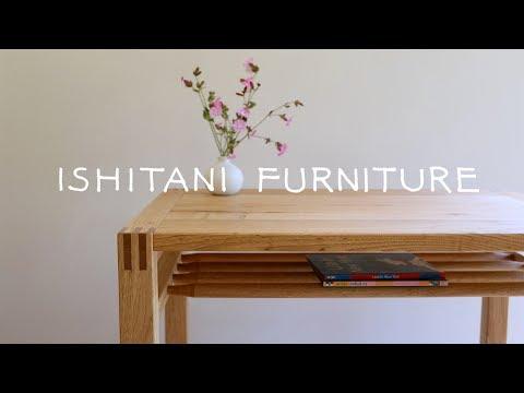 ISHITANI - Making a Small Table with a shelf