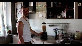 Сравнение блендеров и приготовление льняной каши вместе со Святославом Андрусенко