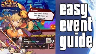 Trick Or Treasure Event Guide! What To Farm & How To Do It!