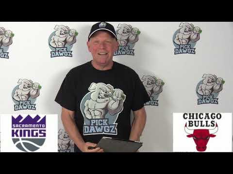 Chicago Bulls vs Sacramento Kings 1/24/20 Free NBA Pick and Prediction NBA Betting Tips