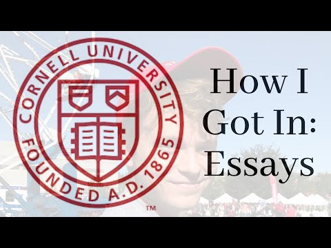 How To Write A Fire Common App Essay