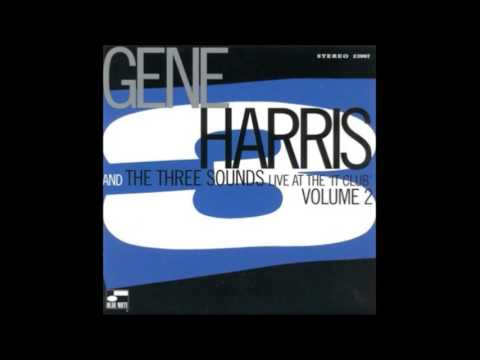 Gene Harris & The Three Sounds - Apollo 21