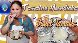 TAMÅLES  Mendioka  Chamorro Sweet TAMÅLES   Delicious Dessert