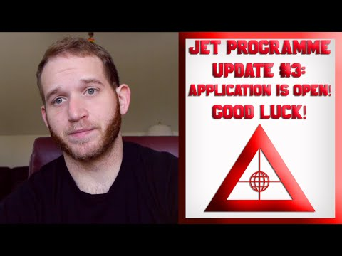Journey to Japan: The JET Program Application is OPEN! Good Luck! (2016)