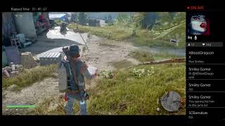 Days Gone Blind Play Part 25