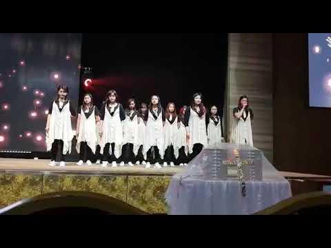 """Blessed Choir NDC BW3 - Bukti KebesaranMu(NDC Worship - album ke 3 """"PURIFY"""")"""
