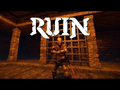 Moss update   Medieval Fantasy Rust has a new name: Ruin