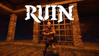 Moss update | Medieval Fantasy Rust has a new name: Ruin